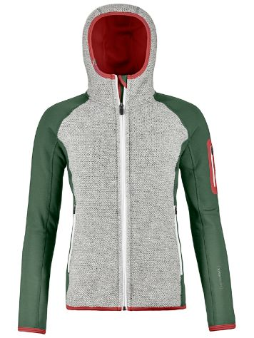 Ortovox Plus Classic Knit Hooded Fleece Jacket