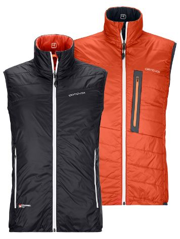 Ortovox Swisswool Piz Cartas Insulated Vest Insulato