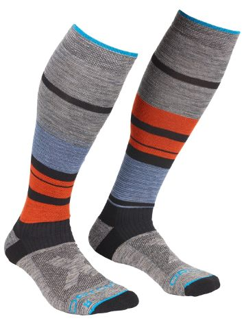 Ortovox All Mountain Long Warm Chaussettes Techniques
