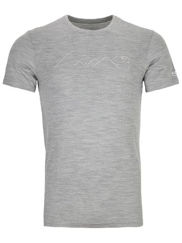 Ortovox 185 Merino Mountain Tech Tee