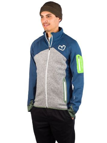 Ortovox Fleece Plus Fleecejacka