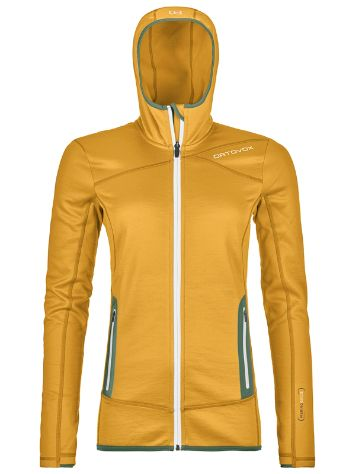 Ortovox Hooded Fleecejacke