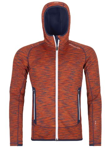 Ortovox Space Dyed Hooded Chaqueta Polar