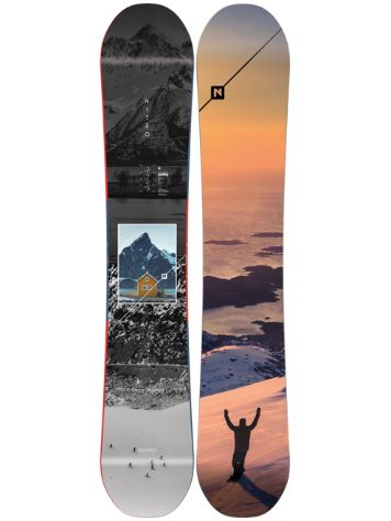 Nitro Team Exposure 162 2020 Snowboard