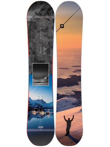 Nitro Team Exposure 162W 2020 Snowboard