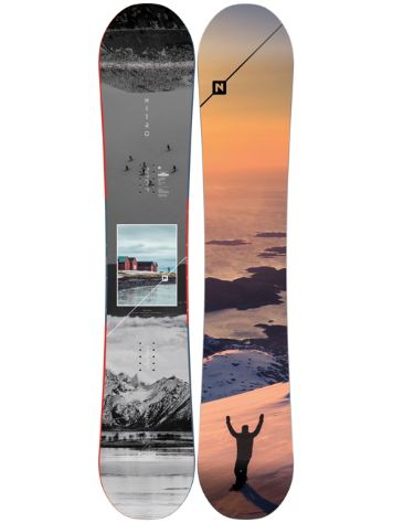 Nitro Team Exposure Gullwing 157 2020 Snowboard