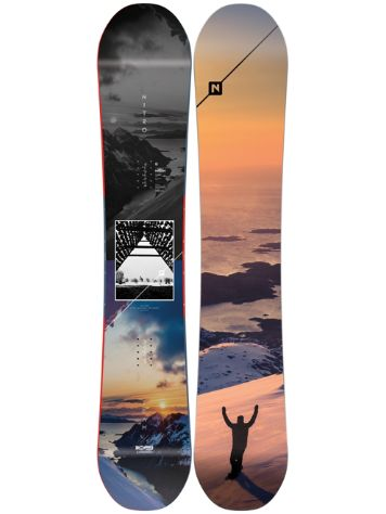Nitro Team Exposure Gullwing 159 2020 Snowboard