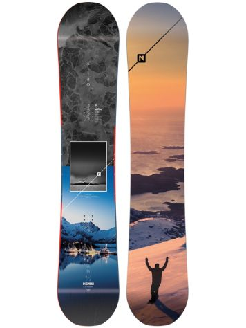 Nitro Team Exposure Gullwing 162W 2020 Snowboard