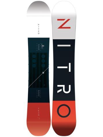 Nitro Team Gullwing 162 2020 Snowboard