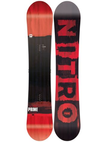 Nitro Prime Screen 158 2020 Snowboard