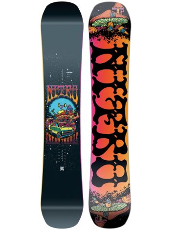 Nitro Cheap Thrills 152 2020 Snowboard