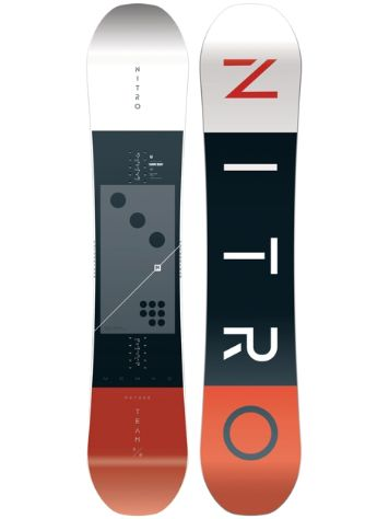Nitro Future Team 138 2020 Snowboard