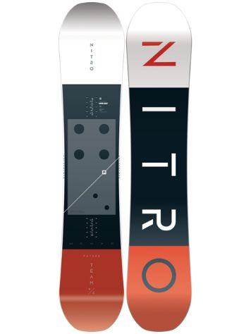 Nitro Future Team 142 2020 Snowboard