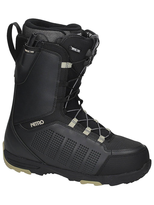 Nitro Thunder Tls Snowboard Boots Black