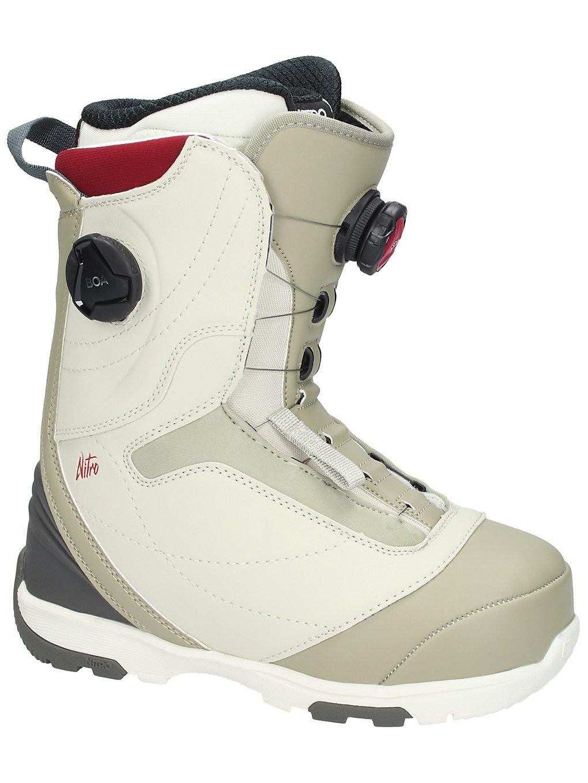 Nitro Cypress Dual Boa Snowboard Boots Blood