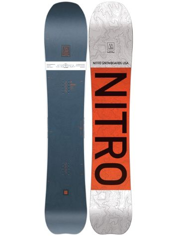 Nitro Mountain 160 2020 Snowboard