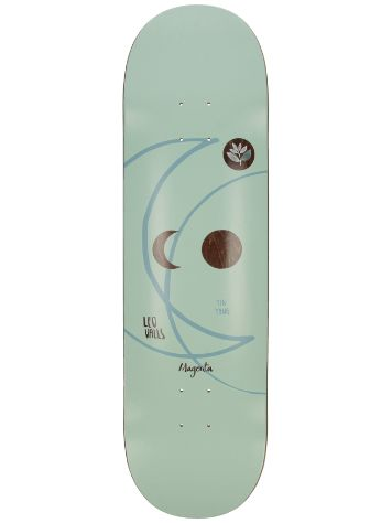 Magenta Leo Valls Big 8.6 Skateboard Deck