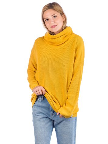 Iriedaily Mock Turtle Knit Pullover