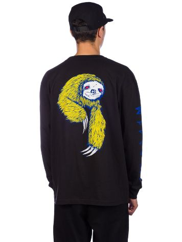 Welcome Sloth Langarmshirt
