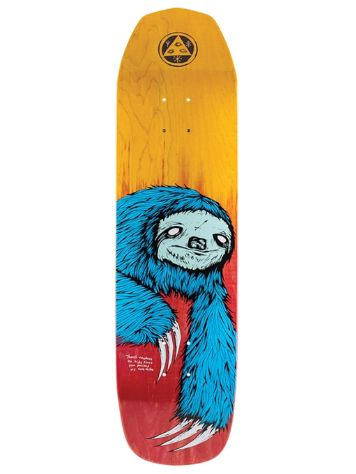 "Welcome Sloth On 8.25"" Vimana Skateboard Deck"