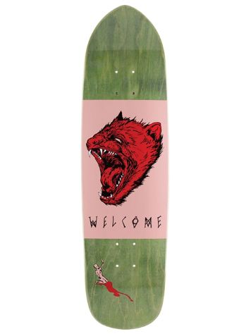 "Welcome Tasmanian Angel On 8.6"" Squidbeak Skateboard"