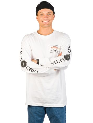 Salty Crew Spot Tail Long Sleeve T-Shirt