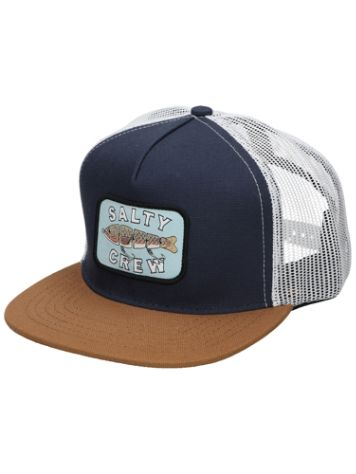 Salty Crew Paddle Tail Trucker Cap