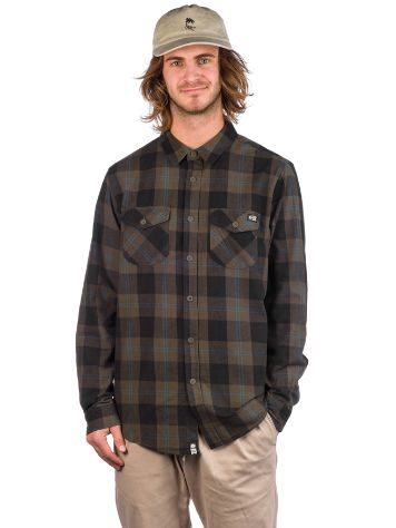 Salty Crew Inshore Flannel Chemise