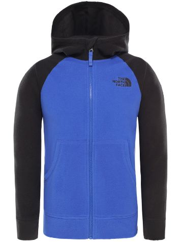 THE NORTH FACE Glacier Hooded Giacca in Pile