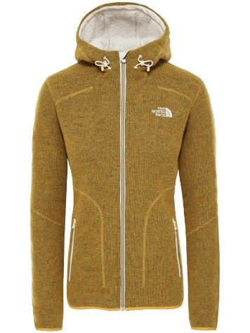 THE NORTH FACE Zermatt Hooded Fleecejacke