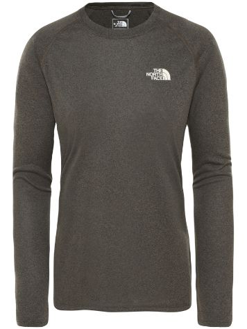 THE NORTH FACE Reaxion Amp Crew Funkcní tricko LS
