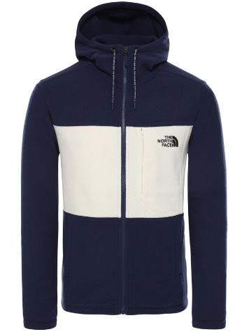 THE NORTH FACE Blocked Hooded Fleecejacke