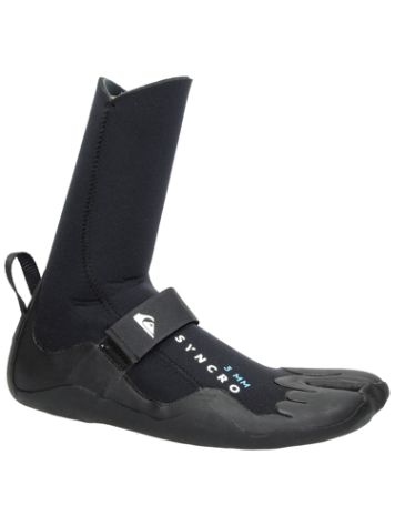 Quiksilver 3mm Syncro Split Toe Booties