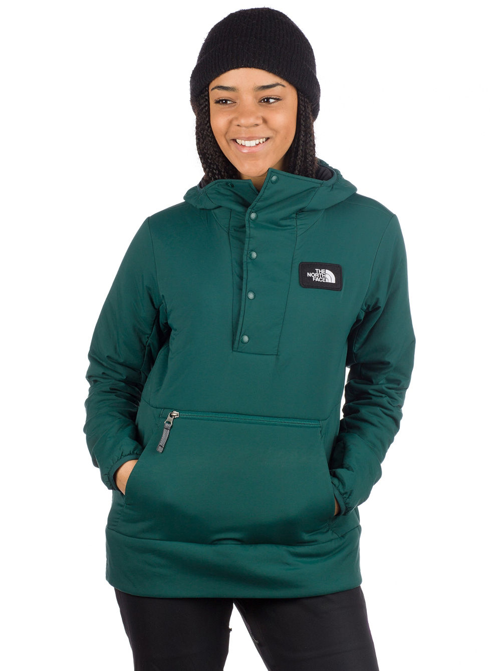 Mountain Shredshirt Riding Hoodie