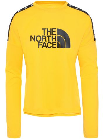THE NORTH FACE Train N Logo Crop Langarmshirt
