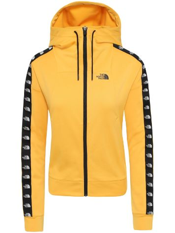 THE NORTH FACE Train N Logo Crop Zip Hoodie