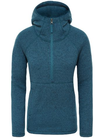 THE NORTH FACE Crescent Hooded Fleecepullover
