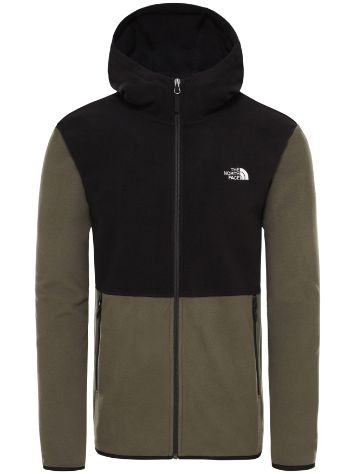 THE NORTH FACE TKA Glacier Hooded Fleecejacka