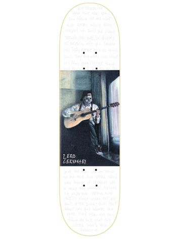 "Zero Cervantes Blues 8.5"" Skateboard Deck"