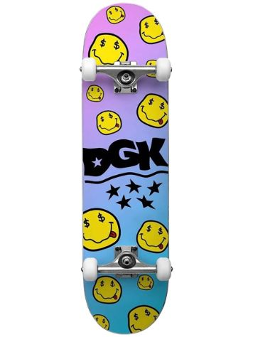 "DGK Smiley 8.0"" Complete"