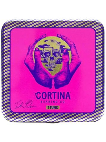 Cortina Bearing Co. T Funk Signature Model Ležaji