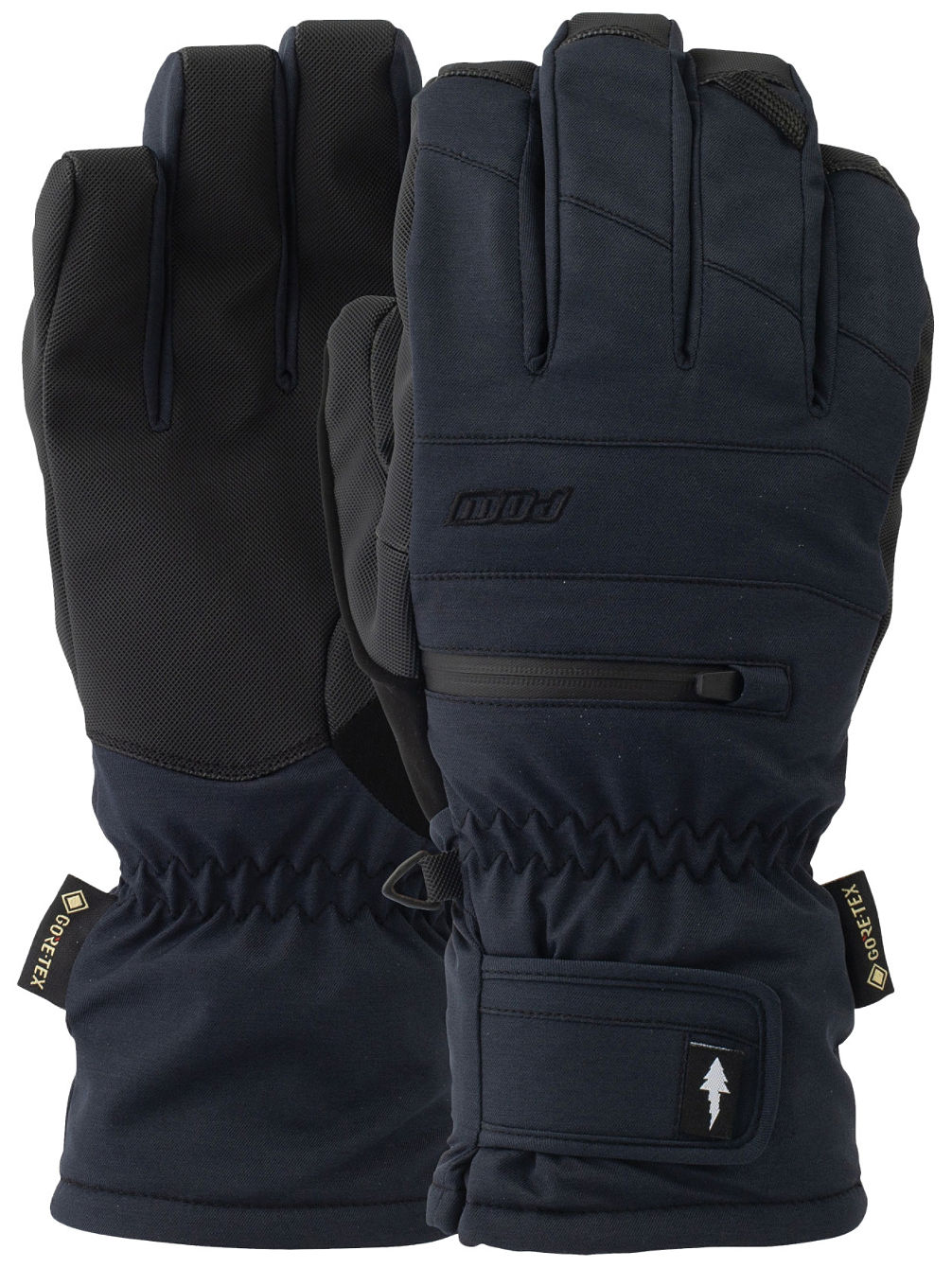 Wayback GTX Short + WARM Gants