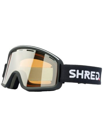 Shred Monocle Black Gafas de Ventisca