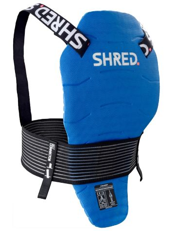 Shred Flexi Protector Naked Protection Dorsale