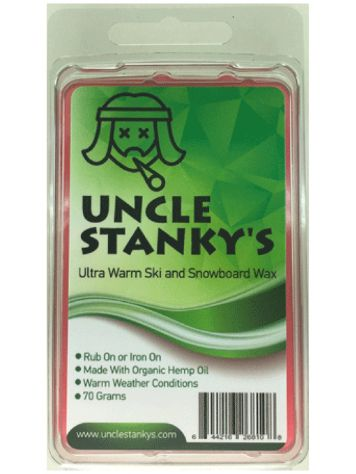 Uncle Stanky Strawberry Amnsesia 70g Voks