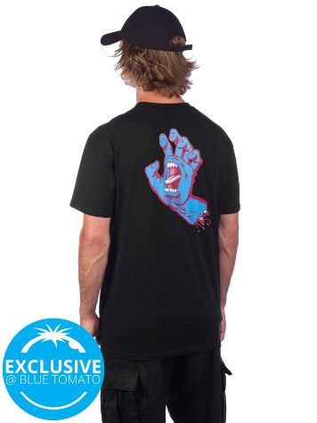 Santa Cruz X BT Screaming Hand T-Shirt