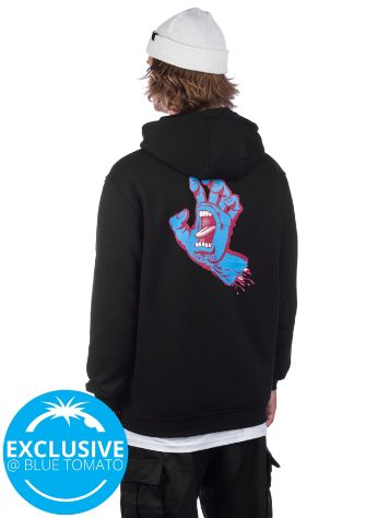 Santa Cruz X BT Screaming Hand Hoodie