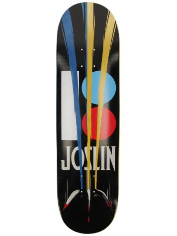 "Plan B Joslin Sliced 8.25"" Skateboard Deck"