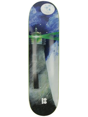 "Plan B Ladd Lighthouse 8.0"" Skateboard Deck"