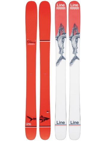 Line Sir Francis Bacon Shorty 165 2020 Skis